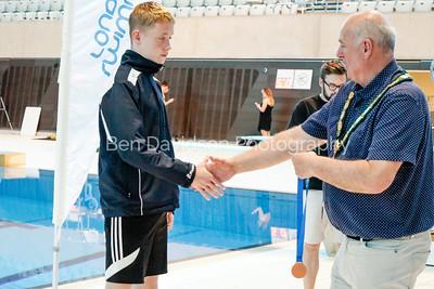 Presentation 1 1905041240 - ASA London Region London Regional Summer Championships 2019 2019 on May 04, 2019 at London Aquatics Centre, Olympic Park, London, E20 2ZQ, London. Photo: Ben Davidson, www.bendavidsonphotography.com