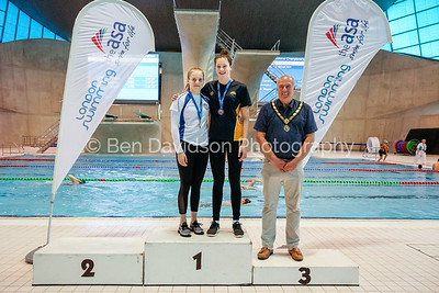 Presentation 2 1905043960 - ASA London Region London Regional Summer Championships 2019 2019 on May 04, 2019 at London Aquatics Centre, Olympic Park, London, E20 2ZQ, London. Photo: Ben Davidson, www.bendavidsonphotography.com