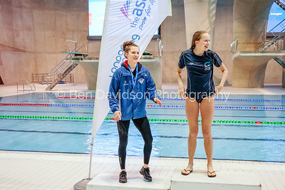 Presentation 2 1905044100 - ASA London Region London Regional Summer Championships 2019 2019 on May 04, 2019 at London Aquatics Centre, Olympic Park, London, E20 2ZQ, London. Photo: Ben Davidson, www.bendavidsonphotography.com