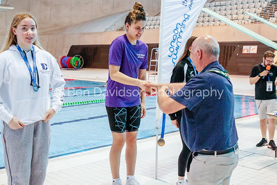 Presentation 2 1905044030 - ASA London Region London Regional Summer Championships 2019 2019 on May 04, 2019 at London Aquatics Centre, Olympic Park, London, E20 2ZQ, London. Photo: Ben Davidson, www.bendavidsonphotography.com