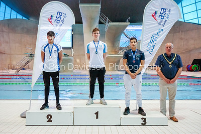Presentation 2 1905044069 - ASA London Region London Regional Summer Championships 2019 2019 on May 04, 2019 at London Aquatics Centre, Olympic Park, London, E20 2ZQ, London. Photo: Ben Davidson, www.bendavidsonphotography.com
