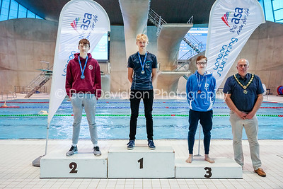 Presentation 2 1905043990 - ASA London Region London Regional Summer Championships 2019 2019 on May 04, 2019 at London Aquatics Centre, Olympic Park, London, E20 2ZQ, London. Photo: Ben Davidson, www.bendavidsonphotography.com