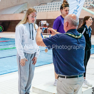 Presentation 2 1905044029 - ASA London Region London Regional Summer Championships 2019 2019 on May 04, 2019 at London Aquatics Centre, Olympic Park, London, E20 2ZQ, London. Photo: Ben Davidson, www.bendavidsonphotography.com