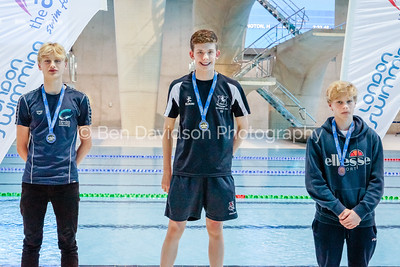 Presentation 2 1905044057 - ASA London Region London Regional Summer Championships 2019 2019 on May 04, 2019 at London Aquatics Centre, Olympic Park, London, E20 2ZQ, London. Photo: Ben Davidson, www.bendavidsonphotography.com
