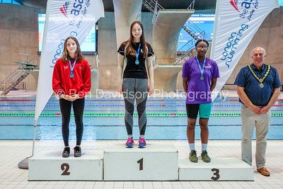 Presentation 2 1905044085 - ASA London Region London Regional Summer Championships 2019 2019 on May 04, 2019 at London Aquatics Centre, Olympic Park, London, E20 2ZQ, London. Photo: Ben Davidson, www.bendavidsonphotography.com