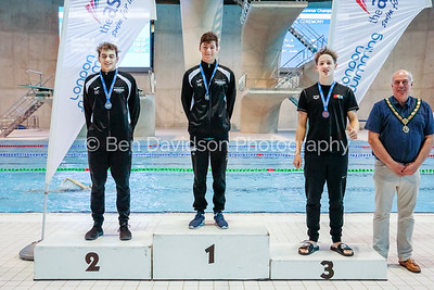 Presentation 2 1905044002 - ASA London Region London Regional Summer Championships 2019 2019 on May 04, 2019 at London Aquatics Centre, Olympic Park, London, E20 2ZQ, London. Photo: Ben Davidson, www.bendavidsonphotography.com