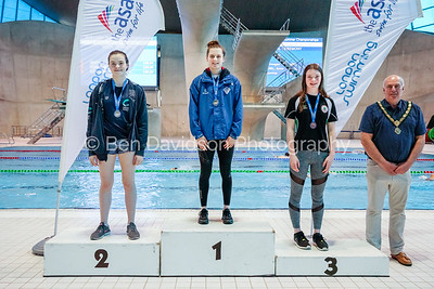 Presentation 2 1905043975 - ASA London Region London Regional Summer Championships 2019 2019 on May 04, 2019 at London Aquatics Centre, Olympic Park, London, E20 2ZQ, London. Photo: Ben Davidson, www.bendavidsonphotography.com