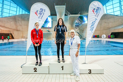 Pesentation 3 1905054757 - ASA London Region London Regional Summer Championships 2019 2019 on May 05, 2019 at London Aquatics Centre, Olympic Park, London, E20 2ZQ, London. Photo: Ben Davidson, www.bendavidsonphotography.com