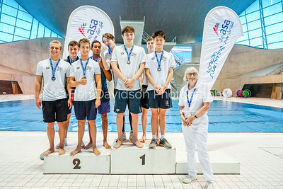 Pesentation 3 1905054824 - ASA London Region London Regional Summer Championships 2019 2019 on May 05, 2019 at London Aquatics Centre, Olympic Park, London, E20 2ZQ, London. Photo: Ben Davidson, www.bendavidsonphotography.com