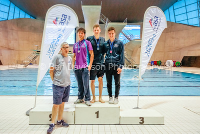 Presentation 4 1905056298 - ASA London Region London Regional Summer Championships 2019 2019 on May 05, 2019 at London Aquatics Centre, Olympic Park, London, E20 2ZQ, London. Photo: Ben Davidson, www.bendavidsonphotography.com