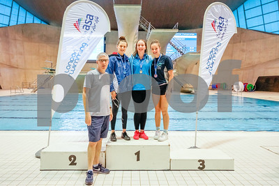 Presentation 4 1905056314 - ASA London Region London Regional Summer Championships 2019 2019 on May 05, 2019 at London Aquatics Centre, Olympic Park, London, E20 2ZQ, London. Photo: Ben Davidson, www.bendavidsonphotography.com