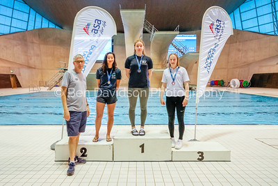 Presentation 4 1905056283 - ASA London Region London Regional Summer Championships 2019 2019 on May 05, 2019 at London Aquatics Centre, Olympic Park, London, E20 2ZQ, London. Photo: Ben Davidson, www.bendavidsonphotography.com