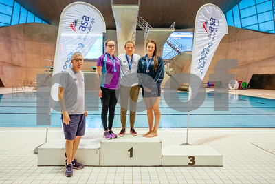 Presentation 4 1905056340 - ASA London Region London Regional Summer Championships 2019 2019 on May 05, 2019 at London Aquatics Centre, Olympic Park, London, E20 2ZQ, London. Photo: Ben Davidson, www.bendavidsonphotography.com