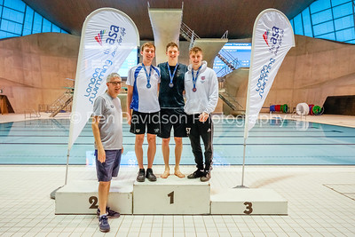Presentation 4 1905056355 - ASA London Region London Regional Summer Championships 2019 2019 on May 05, 2019 at London Aquatics Centre, Olympic Park, London, E20 2ZQ, London. Photo: Ben Davidson, www.bendavidsonphotography.com