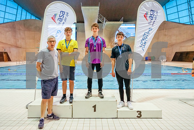 Presentation 4 1905056237 - ASA London Region London Regional Summer Championships 2019 2019 on May 05, 2019 at London Aquatics Centre, Olympic Park, London, E20 2ZQ, London. Photo: Ben Davidson, www.bendavidsonphotography.com