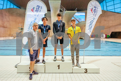 Presentation 4 1905056318 - ASA London Region London Regional Summer Championships 2019 2019 on May 05, 2019 at London Aquatics Centre, Olympic Park, London, E20 2ZQ, London. Photo: Ben Davidson, www.bendavidsonphotography.com