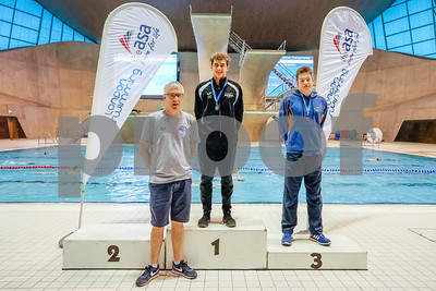 Presentation 4 1905056244 - ASA London Region London Regional Summer Championships 2019 2019 on May 05, 2019 at London Aquatics Centre, Olympic Park, London, E20 2ZQ, London. Photo: Ben Davidson, www.bendavidsonphotography.com