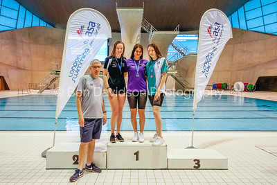 Presentation 4 1905056336 - ASA London Region London Regional Summer Championships 2019 2019 on May 05, 2019 at London Aquatics Centre, Olympic Park, London, E20 2ZQ, London. Photo: Ben Davidson, www.bendavidsonphotography.com