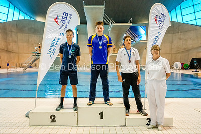 Presentation 5 1905067074 - ASA London Region London Regional Summer Championships 2019 2019 on May 06, 2019 at London Aquatics Centre, Olympic Park, London, E20 2ZQ, London. Photo: Ben Davidson, www.bendavidsonphotography.com