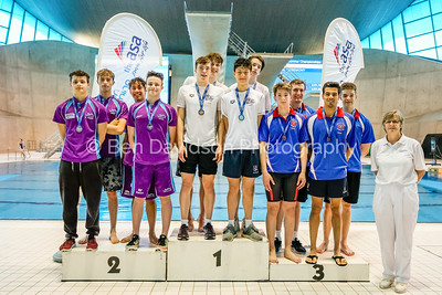 Presentation 5 1905067111 - ASA London Region London Regional Summer Championships 2019 2019 on May 06, 2019 at London Aquatics Centre, Olympic Park, London, E20 2ZQ, London. Photo: Ben Davidson, www.bendavidsonphotography.com