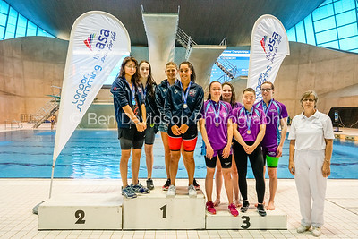 Presentation 5 1905067100 - ASA London Region London Regional Summer Championships 2019 2019 on May 06, 2019 at London Aquatics Centre, Olympic Park, London, E20 2ZQ, London. Photo: Ben Davidson, www.bendavidsonphotography.com
