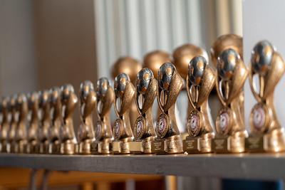 Roffey Robins Attletico  End of Season Awards