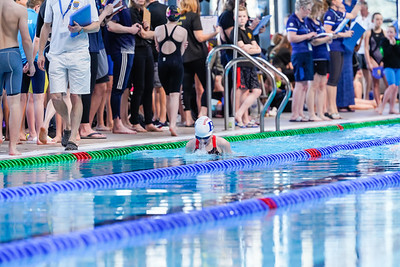 2002081450 -  (50m Breast (G), 50m Fly (B), 100m Free (G), 100m Back (B)) Sussex Country Championships (Session 3 PM) on February 08, 2020 at K2, Pease Pottage Hill, RH11 9BQ, Crawley. Photo: Ben Davidson, www.bendavidsonphotography.com