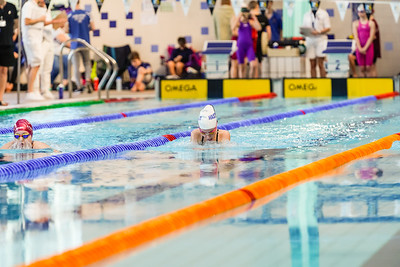 2002081470 -  (50m Breast (G), 50m Fly (B), 100m Free (G), 100m Back (B)) Sussex Country Championships (Session 3 PM) on February 08, 2020 at K2, Pease Pottage Hill, RH11 9BQ, Crawley. Photo: Ben Davidson, www.bendavidsonphotography.com