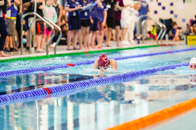 2002081471 -  (50m Breast (G), 50m Fly (B), 100m Free (G), 100m Back (B)) Sussex Country Championships (Session 3 PM) on February 08, 2020 at K2, Pease Pottage Hill, RH11 9BQ, Crawley. Photo: Ben Davidson, www.bendavidsonphotography.com