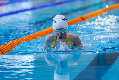 2002081457 -  (50m Breast (G), 50m Fly (B), 100m Free (G), 100m Back (B)) Sussex Country Championships (Session 3 PM) on February 08, 2020 at K2, Pease Pottage Hill, RH11 9BQ, Crawley. Photo: Ben Davidson, www.bendavidsonphotography.com