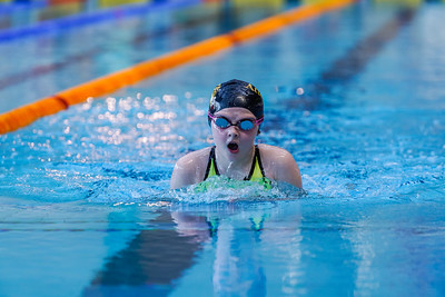 2002081441 -  (50m Breast (G), 50m Fly (B), 100m Free (G), 100m Back (B)) Sussex Country Championships (Session 3 PM) on February 08, 2020 at K2, Pease Pottage Hill, RH11 9BQ, Crawley. Photo: Ben Davidson, www.bendavidsonphotography.com