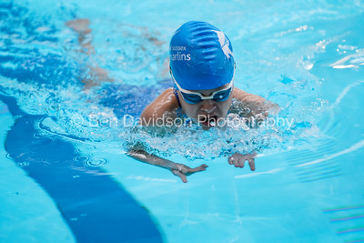 2002090026 -  (200m Breast (G), 200m IM (B), 400m Free (G) Sussex Country Championships (Session 4 AM) on February 09, 2020 at K2, Pease Pottage Hill, RH11 9BQ, Crawley. Photo: Ben Davidson, www.bendavidsonphotography.com
