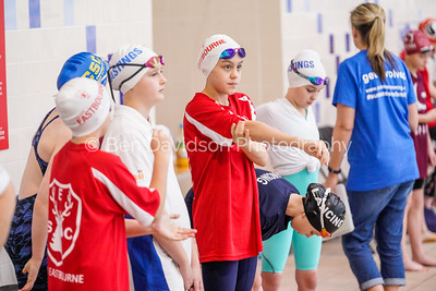 2002090016 -  (200m Breast (G), 200m IM (B), 400m Free (G) Sussex Country Championships (Session 4 AM) on February 09, 2020 at K2, Pease Pottage Hill, RH11 9BQ, Crawley. Photo: Ben Davidson, www.bendavidsonphotography.com