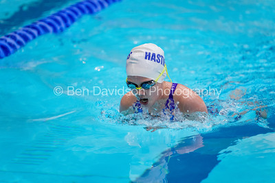2002090033 -  (200m Breast (G), 200m IM (B), 400m Free (G) Sussex Country Championships (Session 4 AM) on February 09, 2020 at K2, Pease Pottage Hill, RH11 9BQ, Crawley. Photo: Ben Davidson, www.bendavidsonphotography.com