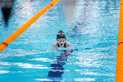 2002090024 -  (200m Breast (G), 200m IM (B), 400m Free (G) Sussex Country Championships (Session 4 AM) on February 09, 2020 at K2, Pease Pottage Hill, RH11 9BQ, Crawley. Photo: Ben Davidson, www.bendavidsonphotography.com