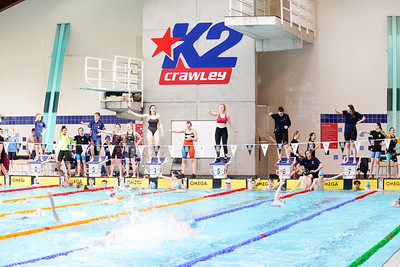 2002231202 -  (50m Back (G), 50m Free (B), 100 Fly (G), 50m Breast (B)) Sussex Country Championships (Session 6 PM) on February 23, 2020 at K2, Pease Pottage Hill, Crawley RH11 9BQ, Crawley. Photo: Ben Davidson, www.bendavidsonphotography.com