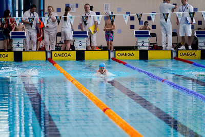 2002221314 -  (200m Free (G), 200m Back (B), 400IM (G)) Sussex Country Championships (Session 5 PM) on February 22, 2020 at K2, Pease Pottage Hill, Crawley RH11 9BQ, Crawley. Photo: Ben Davidson, www.bendavidsonphotography.com