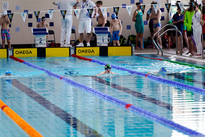 2002221315 -  (200m Free (G), 200m Back (B), 400IM (G)) Sussex Country Championships (Session 5 PM) on February 22, 2020 at K2, Pease Pottage Hill, Crawley RH11 9BQ, Crawley. Photo: Ben Davidson, www.bendavidsonphotography.com