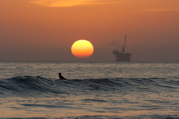 Huntington Beach Sunset