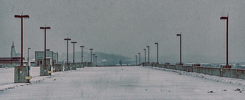 Carpark Snow