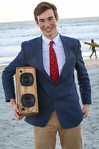 Sandbar Speakers: Patrick Flanagan, head of production and research, Tiverton, RI.