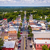 Main Street Fall 2017 Move-In Day Aerial KW