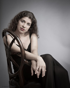 Inna, concert pianist and music professor (New York, 2012)