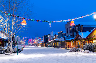 Dreaming of a Whitefish Christmas