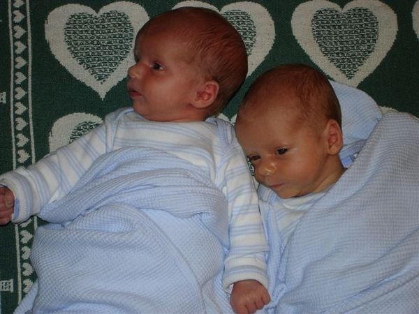 Ian and Garrett