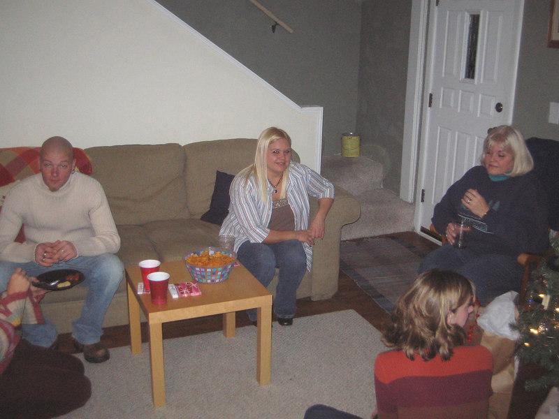 Mitch, Shannon, Donna, Mindy