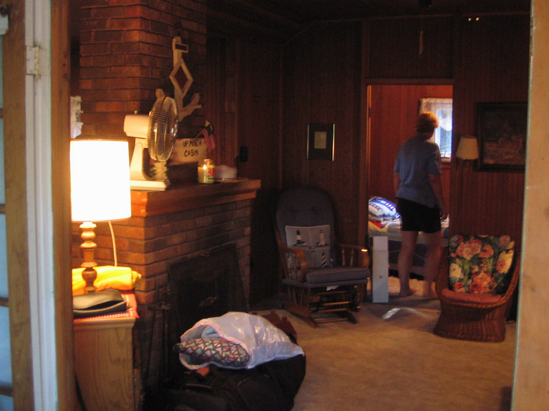 living room, different angle