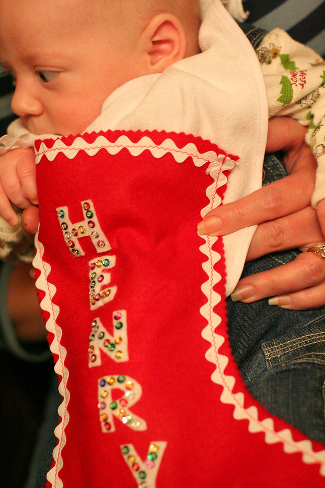 Henry's stocking