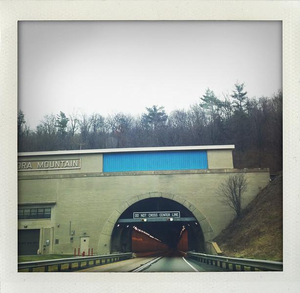 mountain tunnels