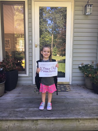 Alice's 1st Day of 3-school